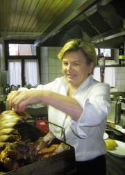 Chefin Renate Schiller