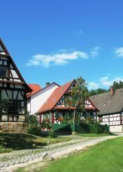 Typisches Frankendorf