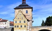 Bamberg`s Altes Rathaus