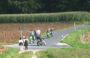 Motorradfahren in der Fränkischen Schweiz