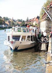 Eine Bamberger Schifffahrt die ist schön...