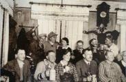 Geselligkeit im Jahr 1949